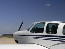 Aviões confidenciais Fotos de Stock Royalty Free