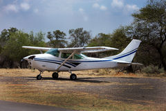 Aviões confidenciais Fotografia de Stock