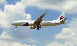 Aviões da aterrissagem Foto de Stock