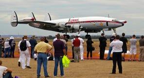 Aviões da constelação - Avalon Airshow 2009 Foto de Stock