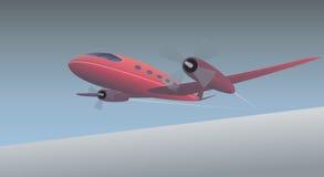 Aviões da hélice Fotografia de Stock Royalty Free
