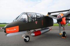 Aviões da observação foto de stock