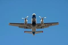 Aviões da proteção da pesca Imagens de Stock