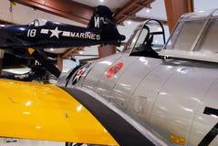 Aviões da segunda guerra mundial Fotos de Stock Royalty Free