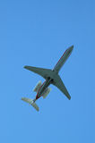 Aviões de abaixo Foto de Stock