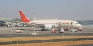 Aviões de Air India Fotografia de Stock Royalty Free