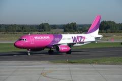Aviões de Airbus Fotografia de Stock Royalty Free