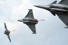 Aviões de combate Imagens de Stock Royalty Free