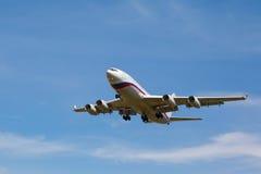 Aviões de jato do presidente do russo Imagem de Stock