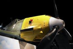 Aviões de lutador alemães da segunda guerra mundial Foto de Stock