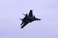 Aviões de lutador malaios reais das forças aéreas Imagens de Stock