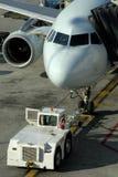 Aviões de passageiro imagem de stock royalty free