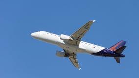 Aviões de passageiro Airbus A320-214 Imagem de Stock Royalty Free