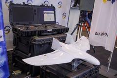 Aviões de reconhecimento 2nãos pilotado na exposição Foto de Stock Royalty Free