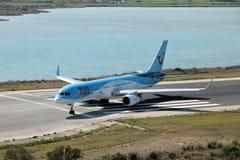 Aviões de TUI Airways fotos de stock