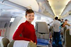 Aviões de Vietnam Airlines Fotografia de Stock
