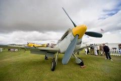 Aviões do tempo da segunda guerra mundial Imagem de Stock