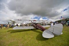 Aviões do tempo da segunda guerra mundial Fotografia de Stock Royalty Free