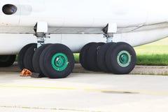 Aviões do transporte do chassi Foto de Stock