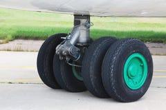 Aviões do transporte do chassi Fotografia de Stock Royalty Free