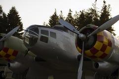 Aviões do vintage Fotos de Stock