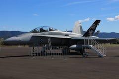 Aviões do zangão FA18 Fotografia de Stock