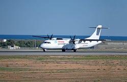 Aviões Engined da hélice Fotografia de Stock Royalty Free