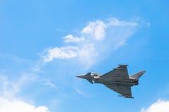 Aviões Eurofighter Typhoon C-16 Imagem de Stock