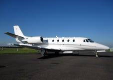 Aviões executivos Fotografia de Stock