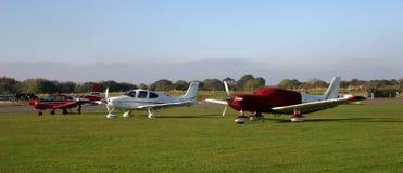 Aviões leves Imagem de Stock Royalty Free