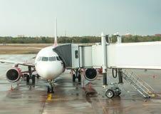 Aviões prontos Foto de Stock Royalty Free