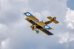 Aviões Sopwith do biplano Fotografia de Stock Royalty Free