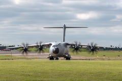 Aviões turcos 13-0009 do transporte de Airbus A400M da força aérea Fotografia de Stock