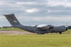 Aviões turcos 13-0009 do transporte de Airbus A400M da força aérea Foto de Stock Royalty Free