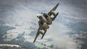 Avi?es de jato de F15 Eagle foto de stock