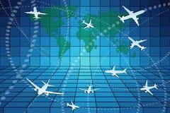 Aviação Imagens de Stock