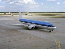Aviação, civil, militar Imagem de Stock Royalty Free