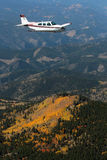 Aviação geral - pechincha de Beechcraft Imagem de Stock