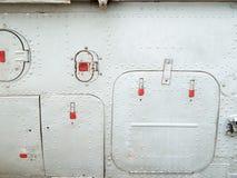 A aviação textures o chapeamento dos aviões e do helicóptero imagem de stock royalty free