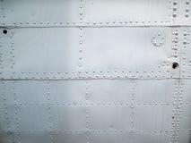 A aviação textures o chapeamento dos aviões e do helicóptero fotografia de stock