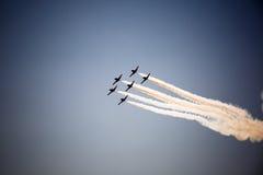 Avia show. Sky Stock Photography