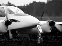 Aviación del vintage Fotografía de archivo libre de regalías