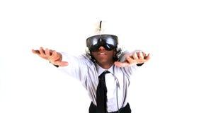 Aviador Foto de archivo libre de regalías