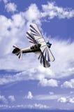 Aviador de truco Fotografía de archivo