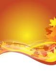 Aviador del otoño Imagenes de archivo