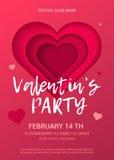 Aviador del partido del día de tarjeta del día de San Valentín libre illustration