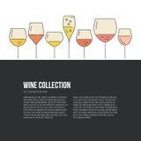 Aviador del vino Fotografía de archivo libre de regalías