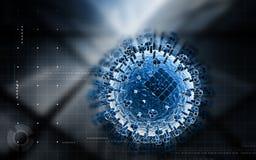Avian Virus Stock Images