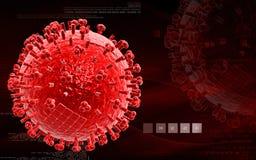 Avian Virus Royalty Free Stock Photo