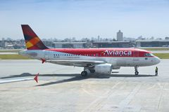 Avianca stock foto